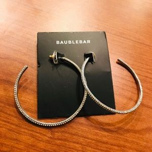 Brand new BAUBLEBAR earrings